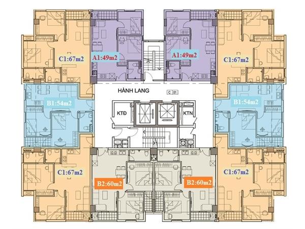 marban pcc1 complex 1428689349 Tổng quan và quy mô khu căn hộ PCC1 Complex