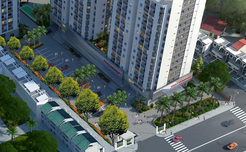 pcc1tienich 1428689511 Tổng quan và quy mô khu căn hộ PCC1 Complex