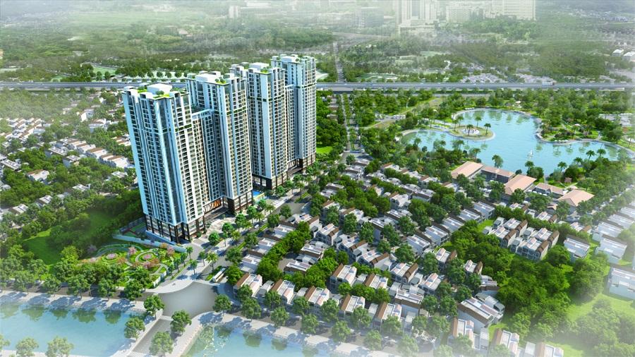 fivestargardenso2kimgiang62 1434728403 Tổng quan và quy mô khu căn hộ Five Star Garden