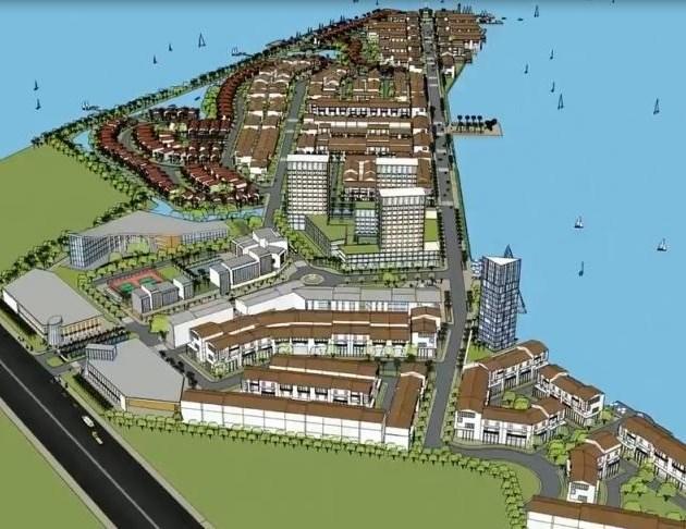 marine city 1440177603 Tổng quan và quy mô khu đô thị Marine City