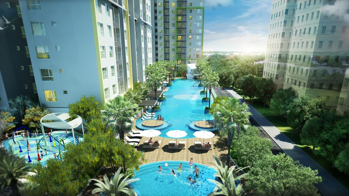 seasons avenue1 1446894549 Tồng quan và quy mô khu căn hộ Seasons Avenue