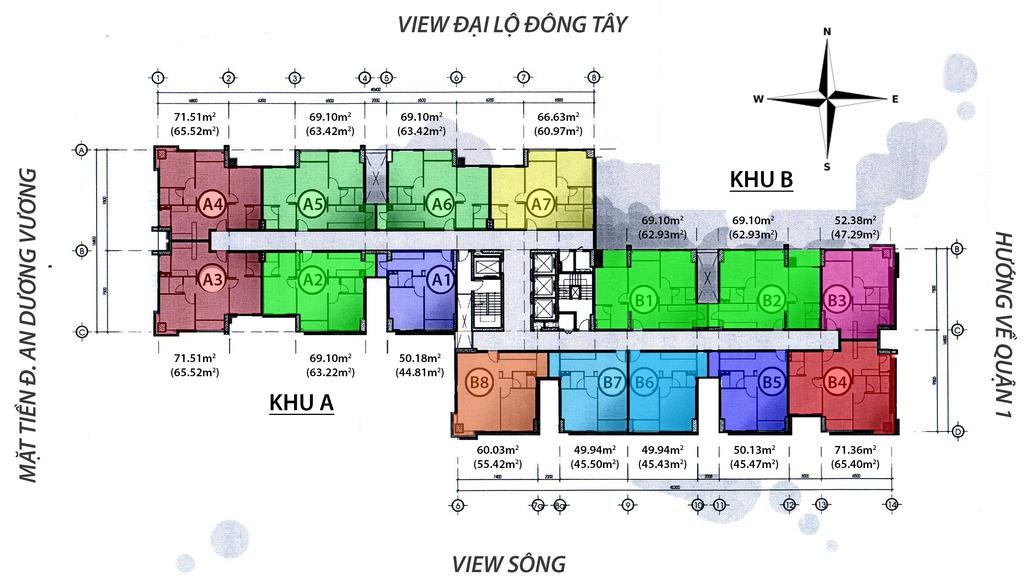 the avila  1449919196 Tồng quan và quy mô khu căn hộ The Avila