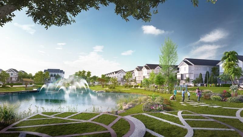 park riversidecafelandvn1 1451582006 Tồng quan và quy mô khu dân cư Park Riverside
