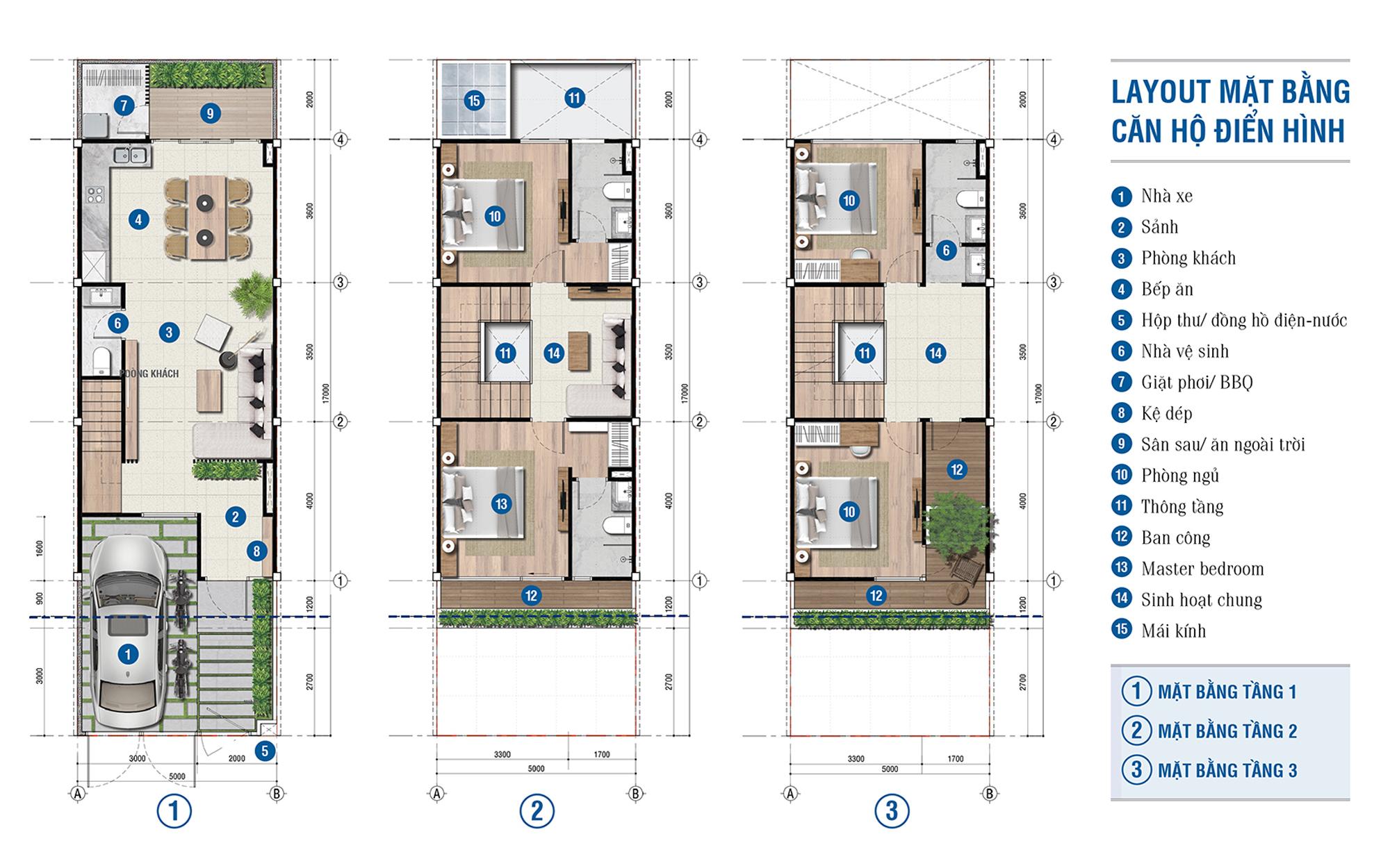 citibella2 1452876314 Tồng quan và quy mô khu nhà phố CitiBella