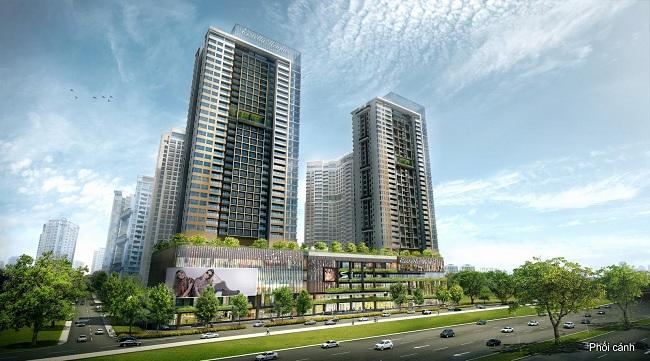 estella heights 1460045083 Tổng quan và quy mô khu căn hộ Estella Heights