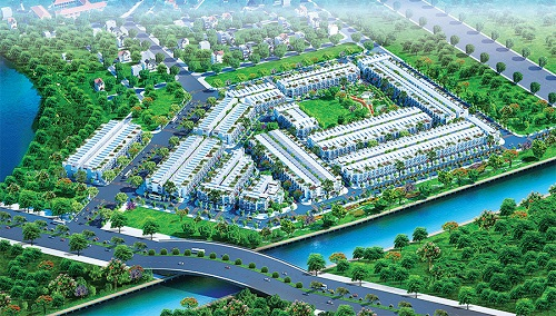 dkraduankhunhaovensongnamphatphoicanh1 1460739962 Tổng quan và quy mô khu nhà ở ven sông Nam Phát