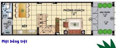 f 1460733643 Tổng quan và quy mô khu nhà phố VX Home Tx38