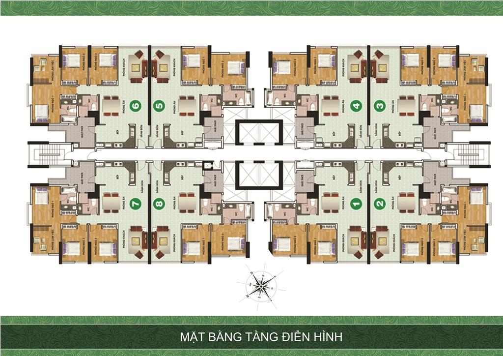 mb samland 1460993814 Tổng quan và quy mô khu căn hộ cao cấp Samland Giai Việt