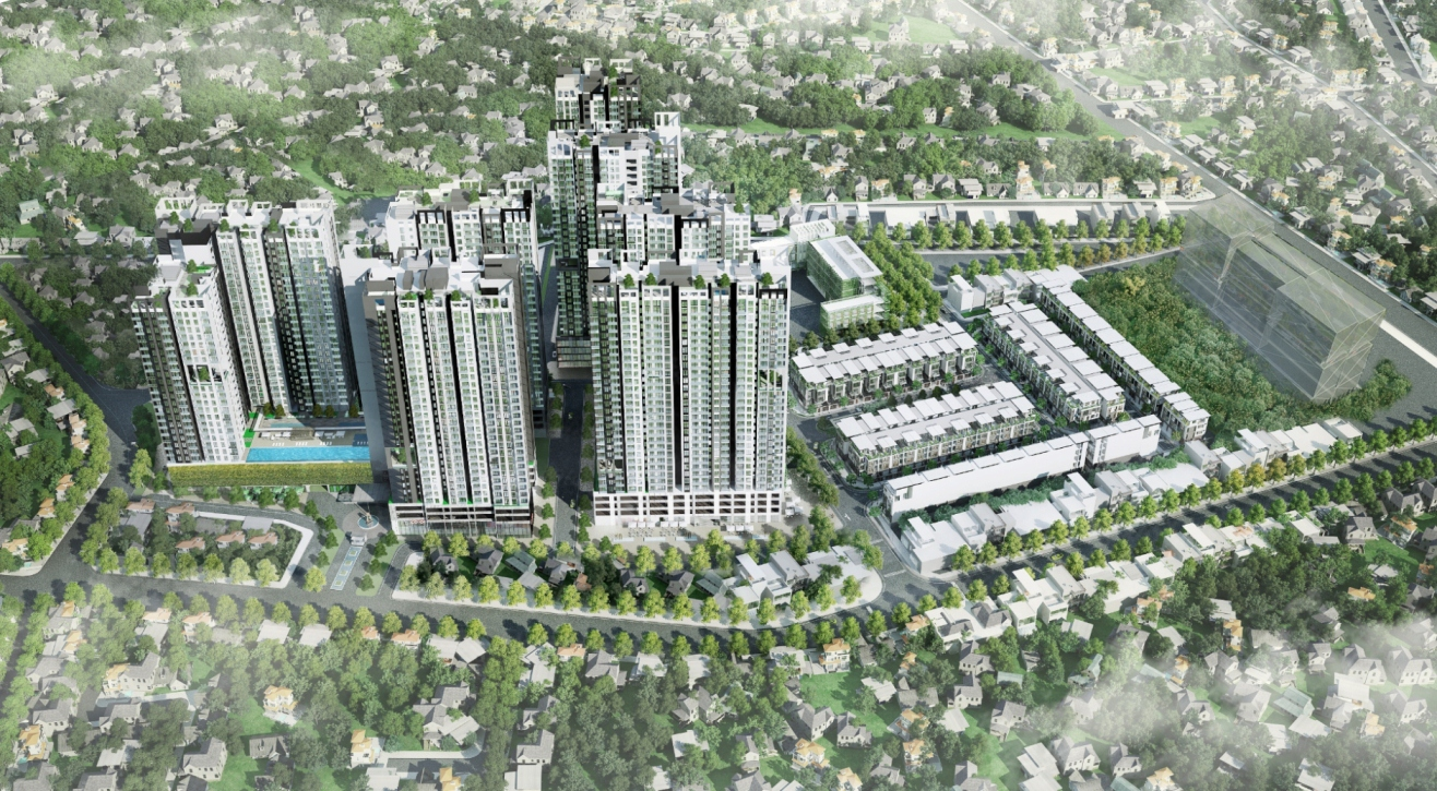 dự án Hà Đô Centrosa quận 10