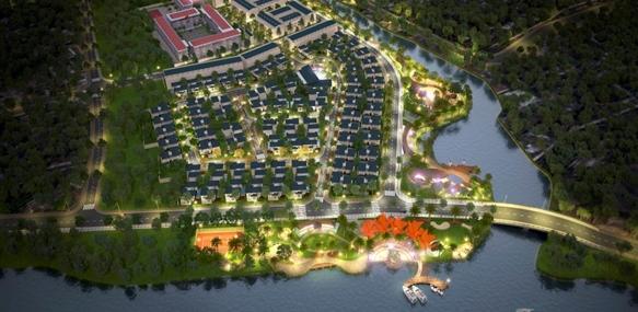 senturianight 1469610474 Tổng quan và quy mô khu dân cư Senturia Vườn Lài