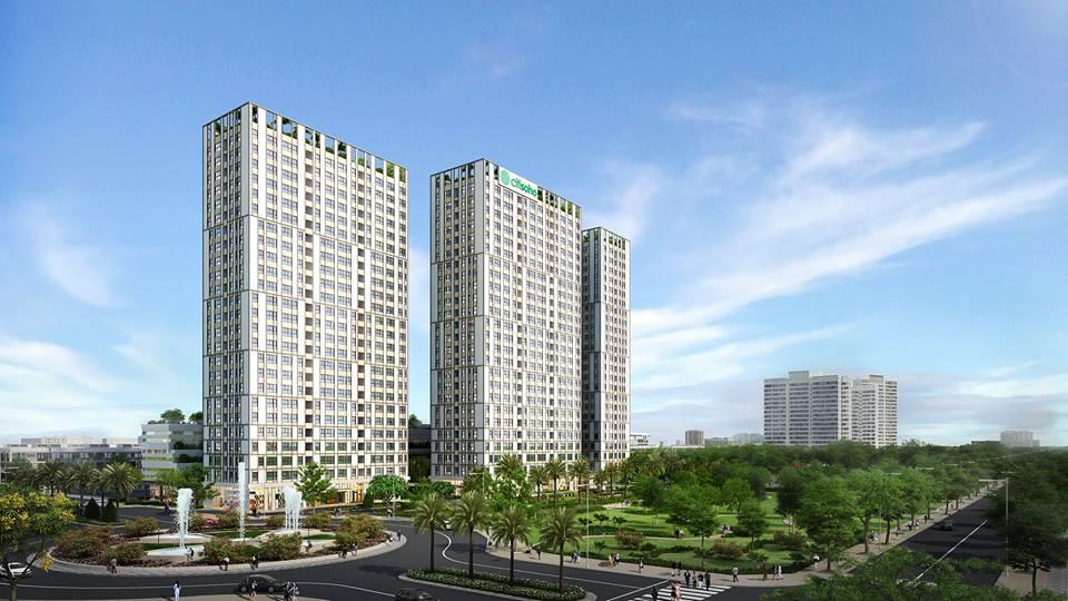 citisoho1 1471819508 Tổng quan dự án khu căn hộ Citisoho