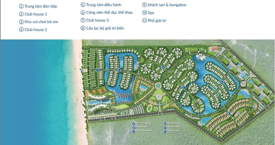 Dự án biệt thự Grand World Phú Quốc