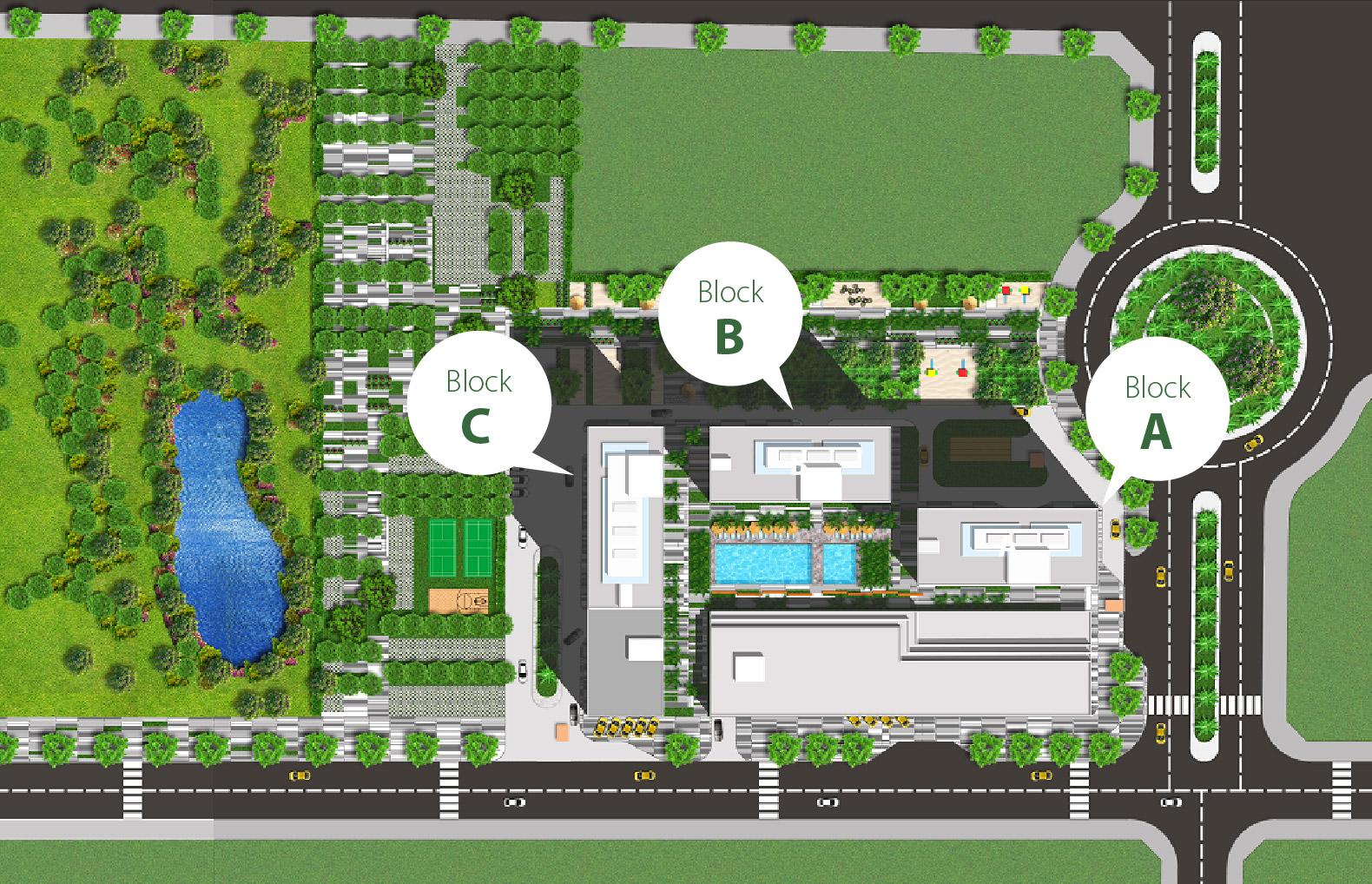 matbangcanho 1471819118 Tổng quan dự án khu căn hộ Citisoho