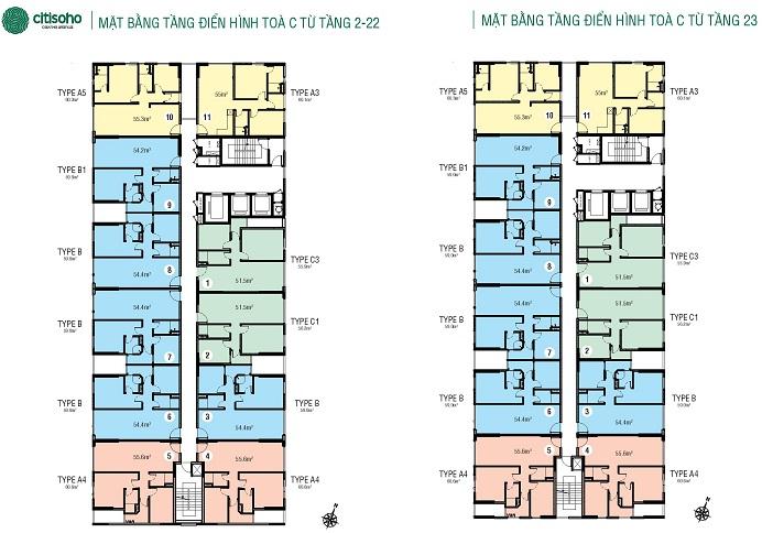 untitled 1471820063 Tổng quan dự án khu căn hộ Citisoho