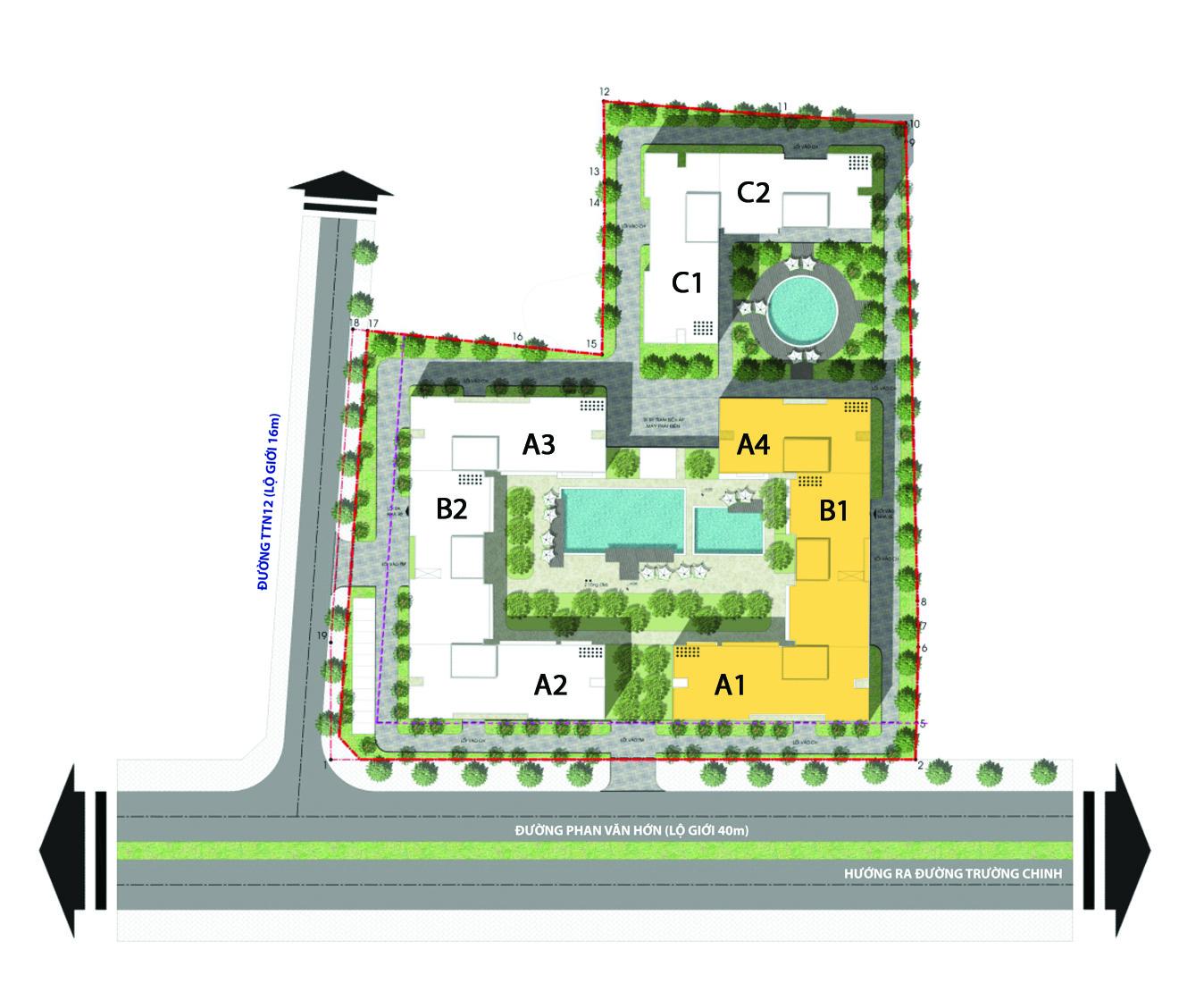 bando 1 1473325195 Tổng quan dự án nhà ở xã hội   thương mại Topaz Home