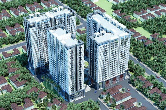 Công bố thông tin khu căn hộ Heaven Riverview- căn hộ Quận 8 không thể bỏ qua
