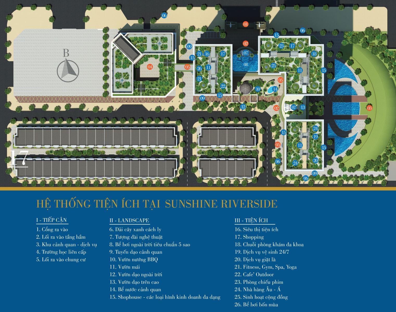 mbtienich 1477914174 Tổng quan dự án khu căn hộ Sunshine Riverside