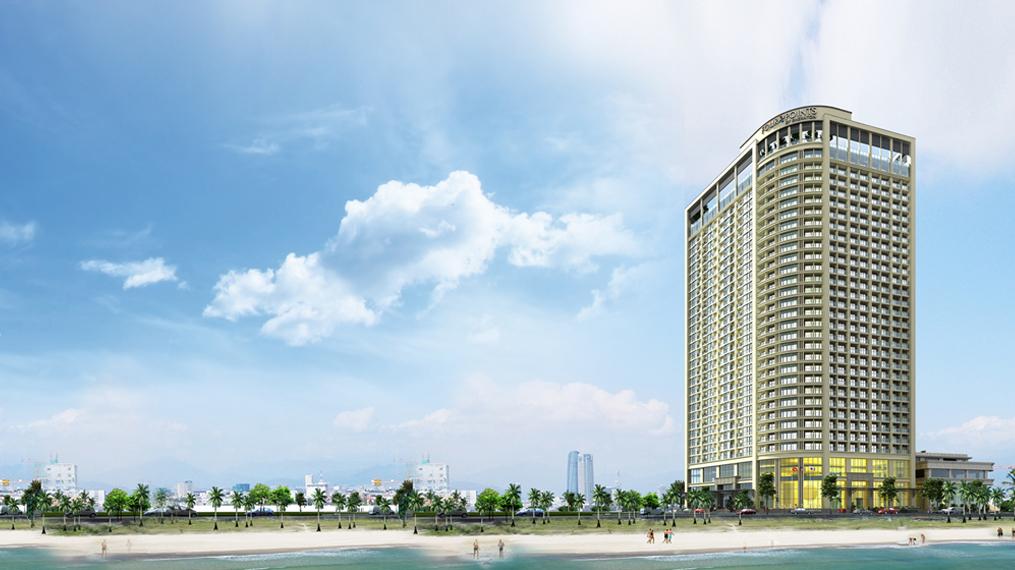 luxury 1478778377 Tổng quan dụ án tổ hợp Four Points by Sheraton & Luxury Apartment Đà Nẵng
