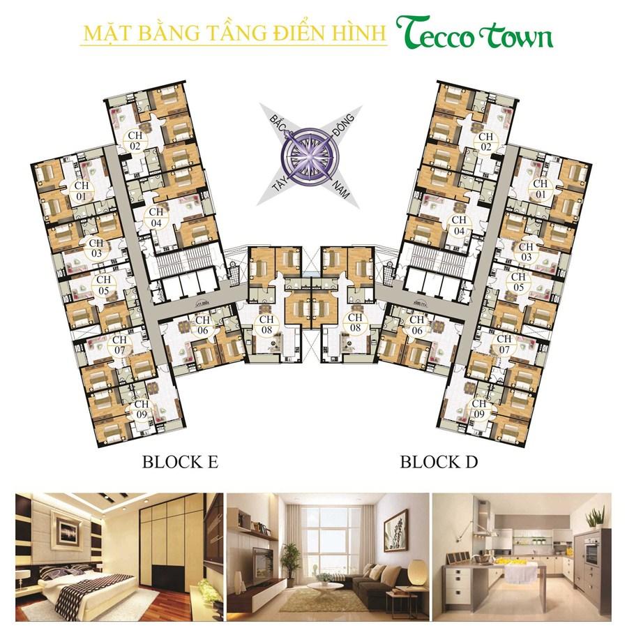 matbangtongthe 1478625331 Tổng quan và quy mô khu căn hộ Tecco Town Bình Tân