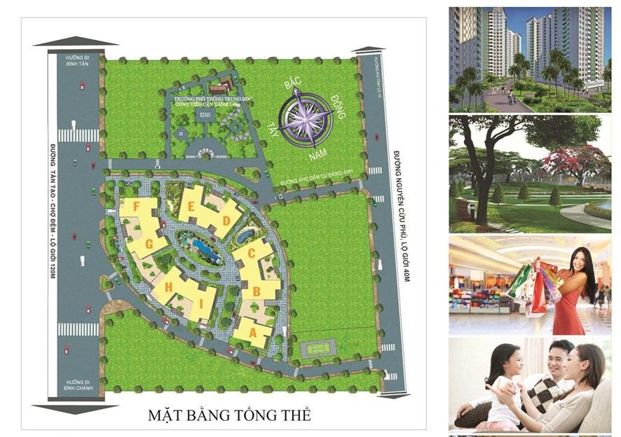matbangtongtheduan 1478625537 Tổng quan và quy mô khu căn hộ Tecco Town Bình Tân
