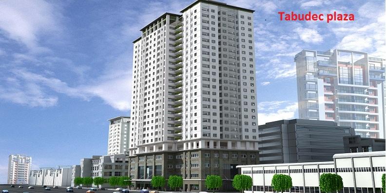 chungcutabudecplaza 1480349770 Tổng quan dụ án khu dự án Tabudec Plaza
