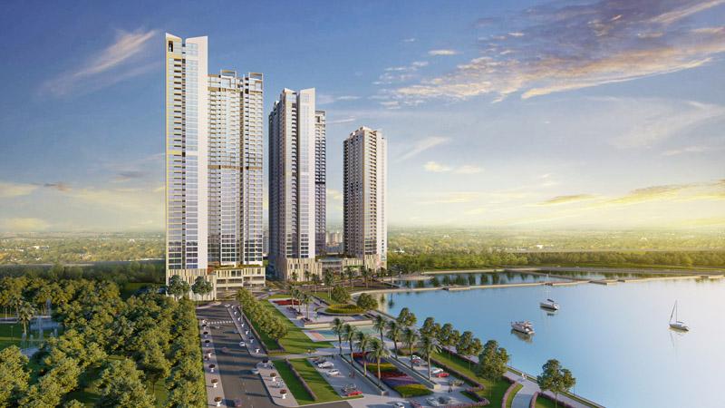 Quy mô dự án căn hộ Vinhomes Skylake Phạm Hùng