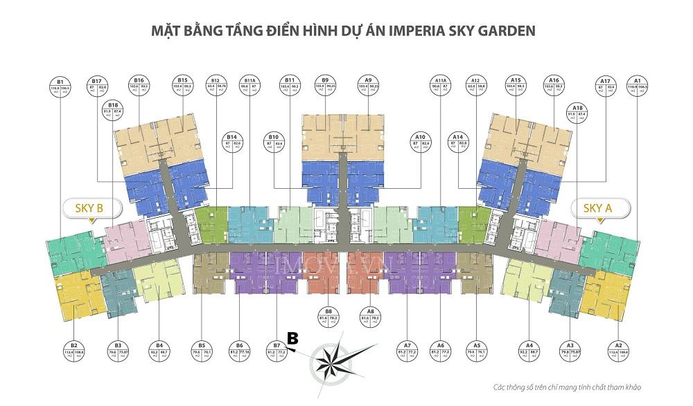 mat bang imperia sky garden