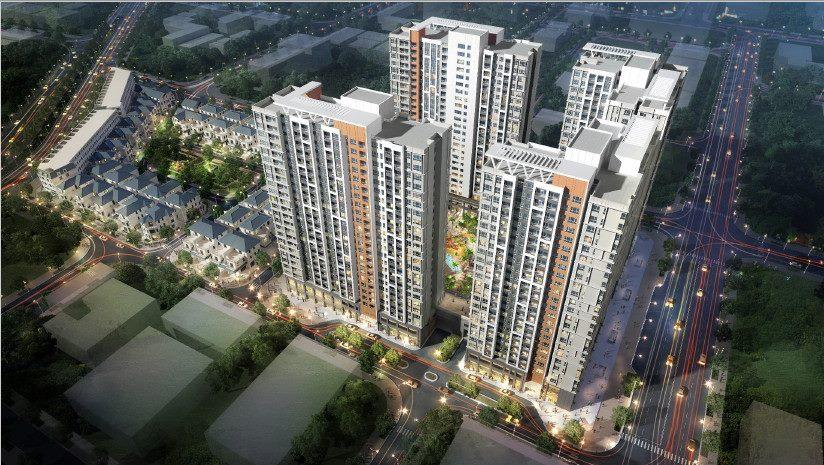 Đánh giá dự án căn hộ chung cư Victoria Village Đồng Văn Cống Quận 2