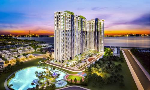 Quy mô dự án căn hộ River Panorama Quận 7