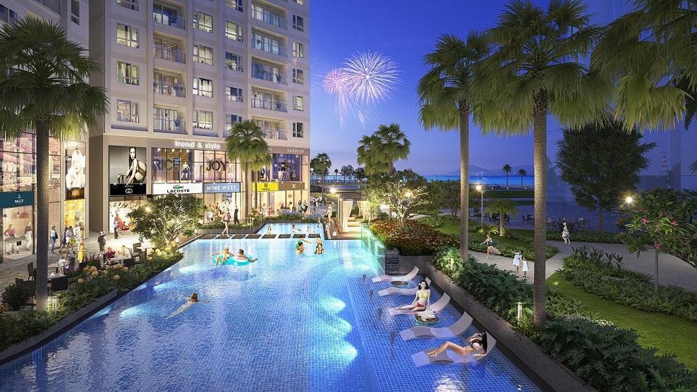Tiện ích dự án căn hộ The Sapphire Residence Hạ Long