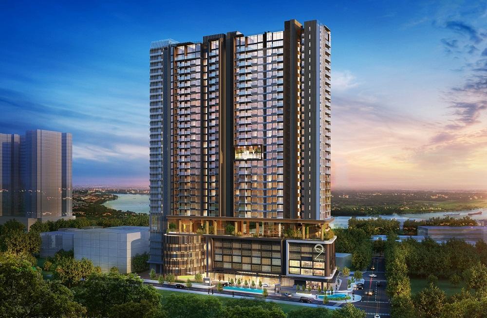 Dự án căn hộ chung cư Q2 Thảo Điền