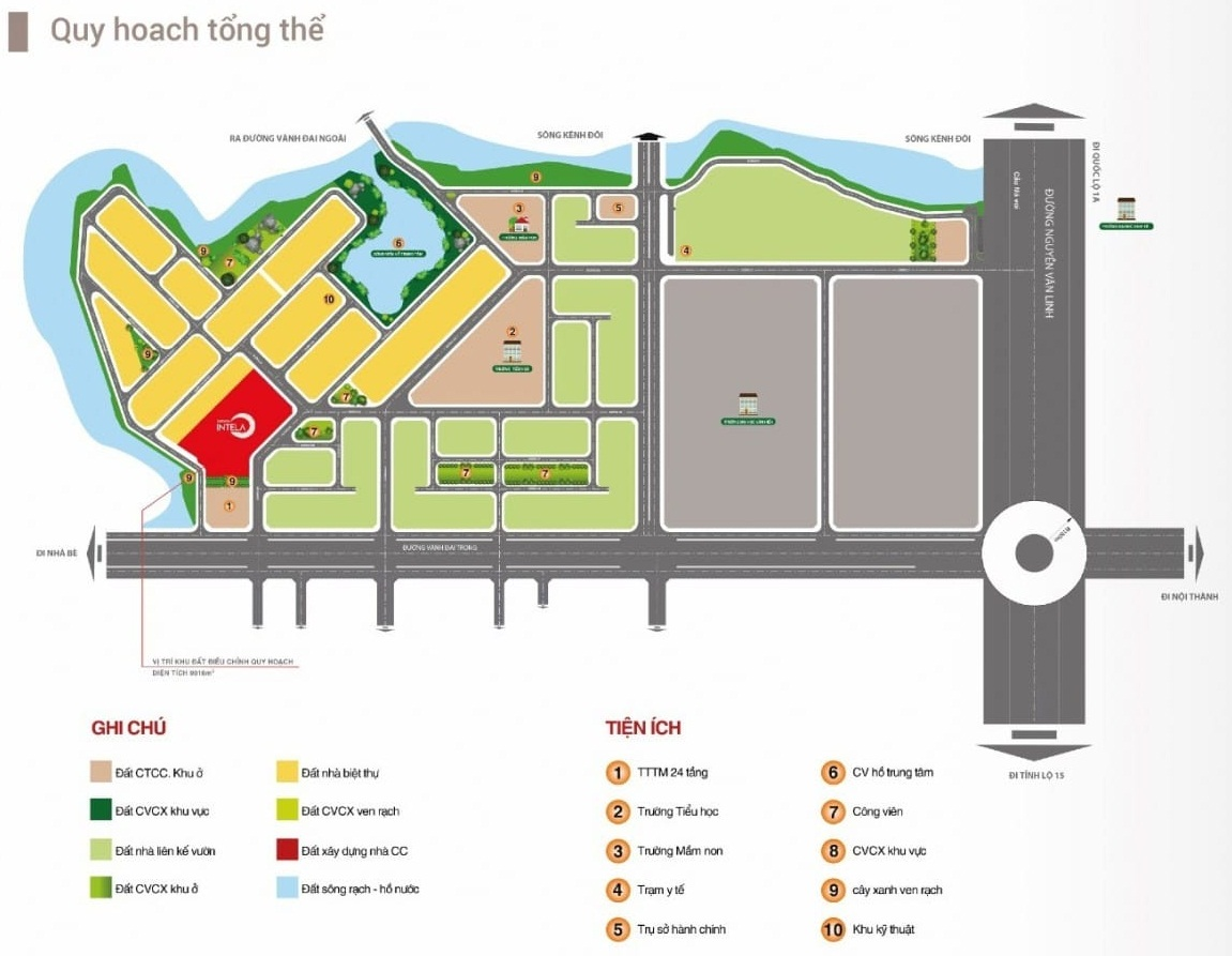 dự án Saigon Intela