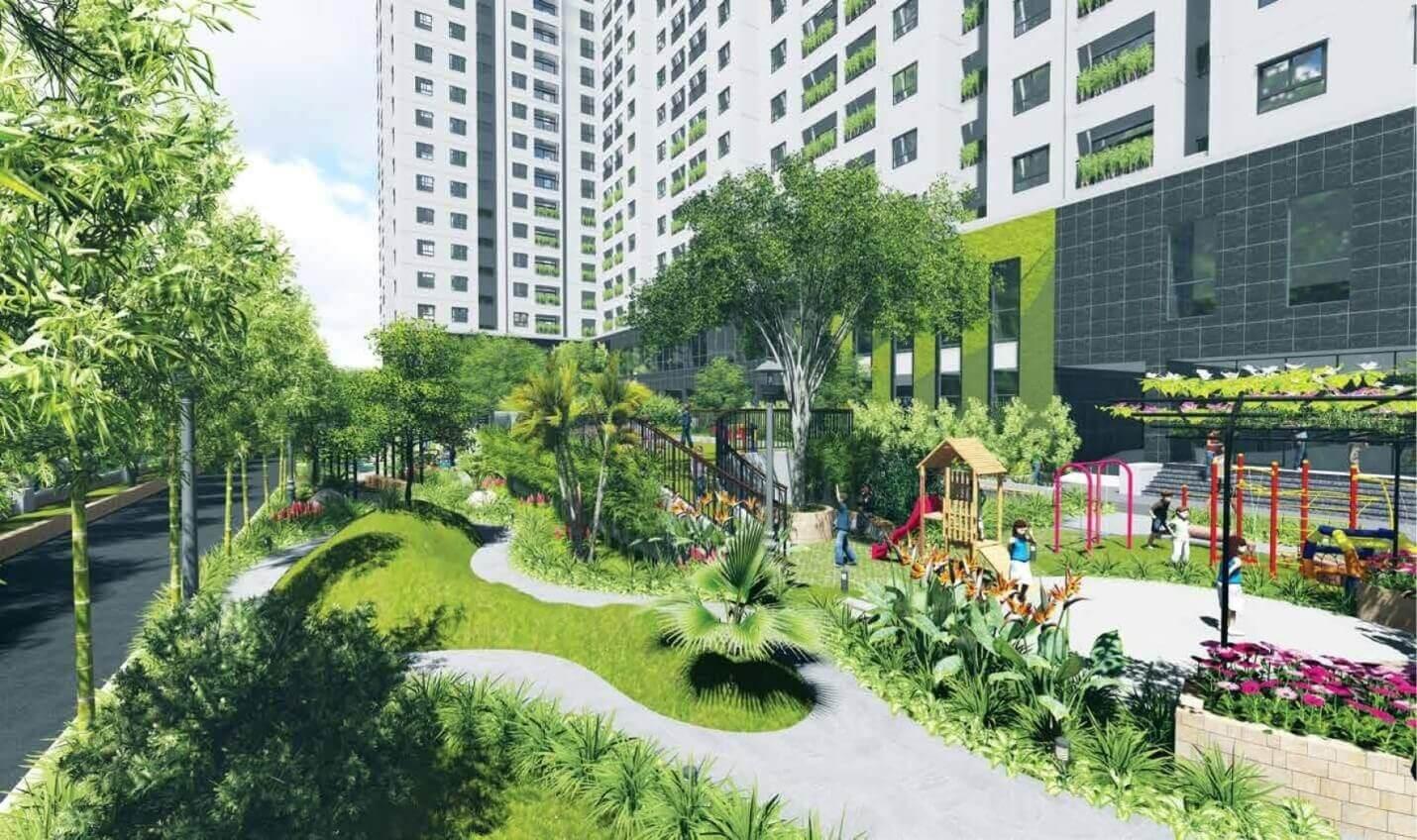 Dự án chung cư Intracom Riverside Vĩnh Ngọc