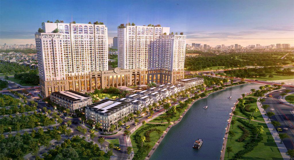Roman Plaza dự án căn hộ bạn cần xem xét để đầu tư