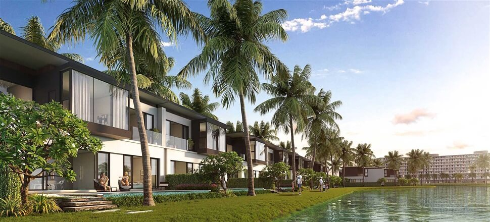 Biệt thự Mövenpick Resort Waverly Phú Quốc