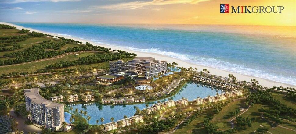 Quy mô dự án Mövenpick Resort Waverly Phú Quốc