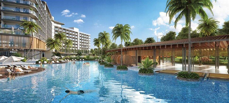 Căn hộ Mövenpick Resort Waverly Phú Quốc