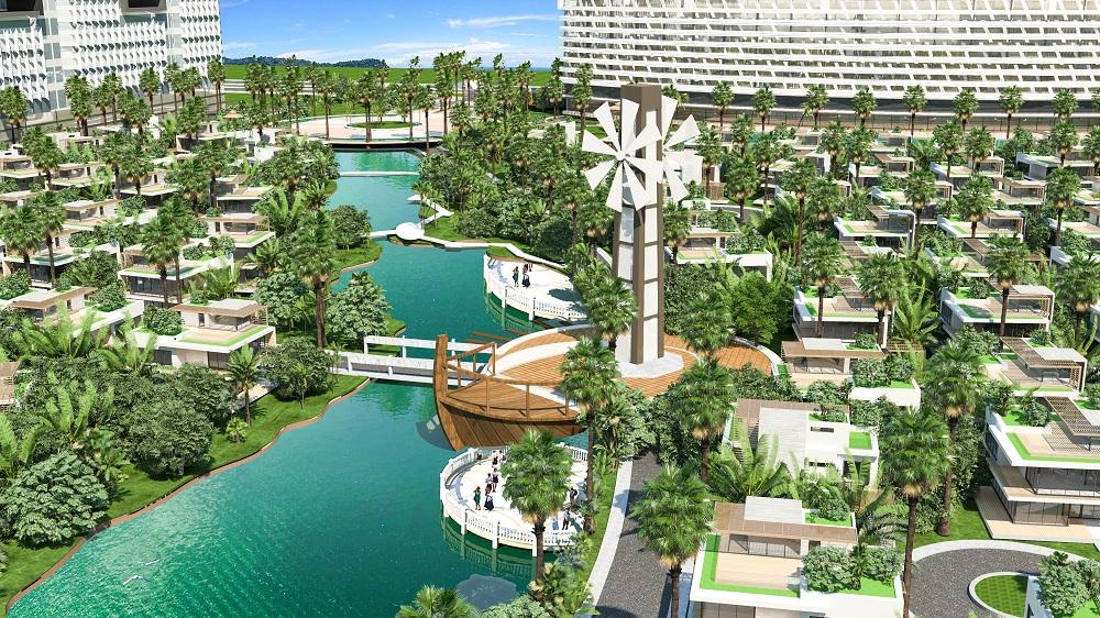 Quy mô dự án Vũng Tàu Regency