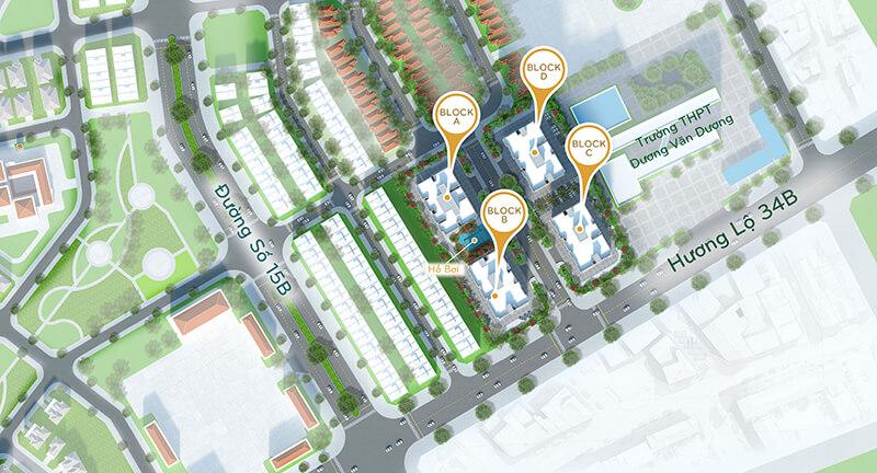Dự án căn hộ orchid park nhà bè