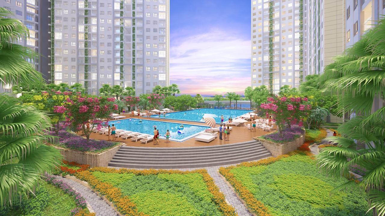 Tiện ích dự án căn hộ City Gate 3