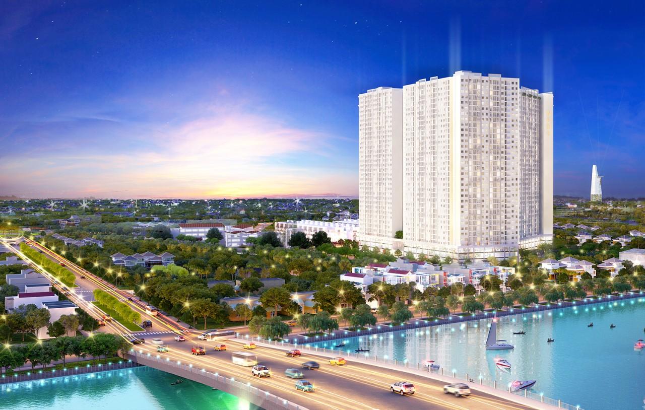 Quy mô dự án căn hộ City Gate 3