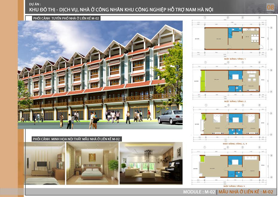 Dự án khu đô thị Hanssip – Phú Xuyên