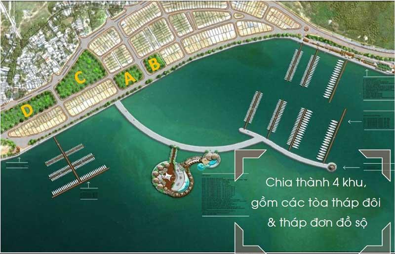 Quy mô dự án Sunshine Marina Nha Trang Bay