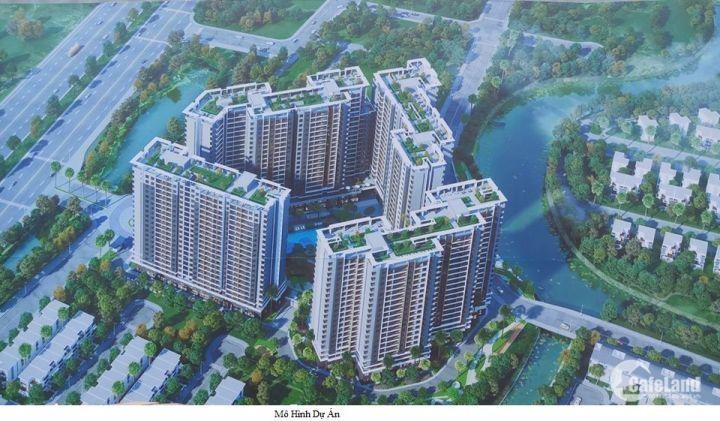 Quy mô dự án căn hộ Sapphire Khang Điền quận 9