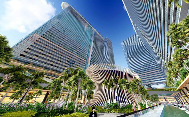 Quy mô căn hộ Sunshine Marina Nha Trang Bay