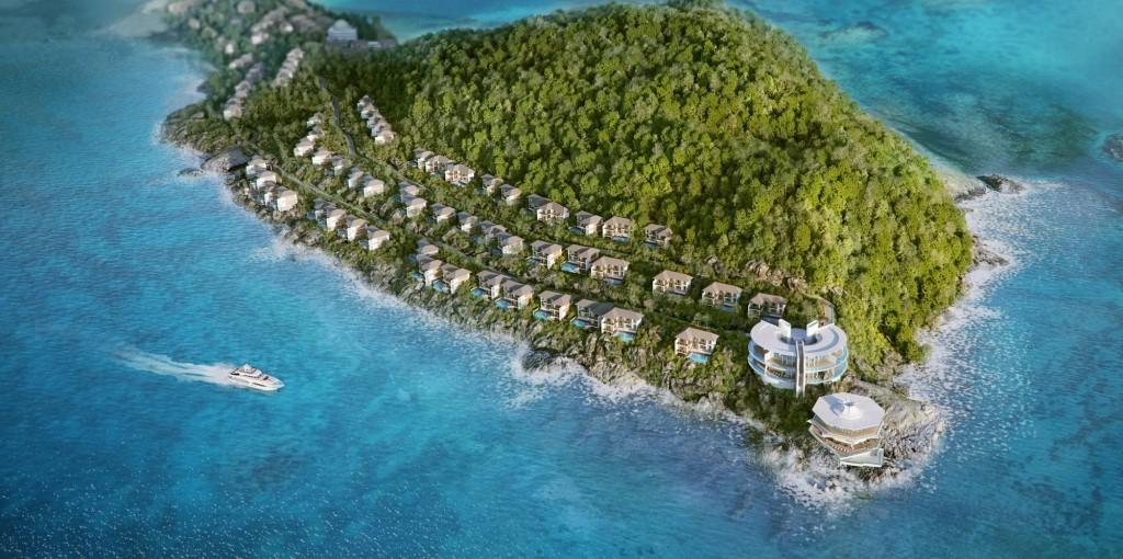 Quy mô dự án Sun Premier Village The Eden Bay Phú Quốc