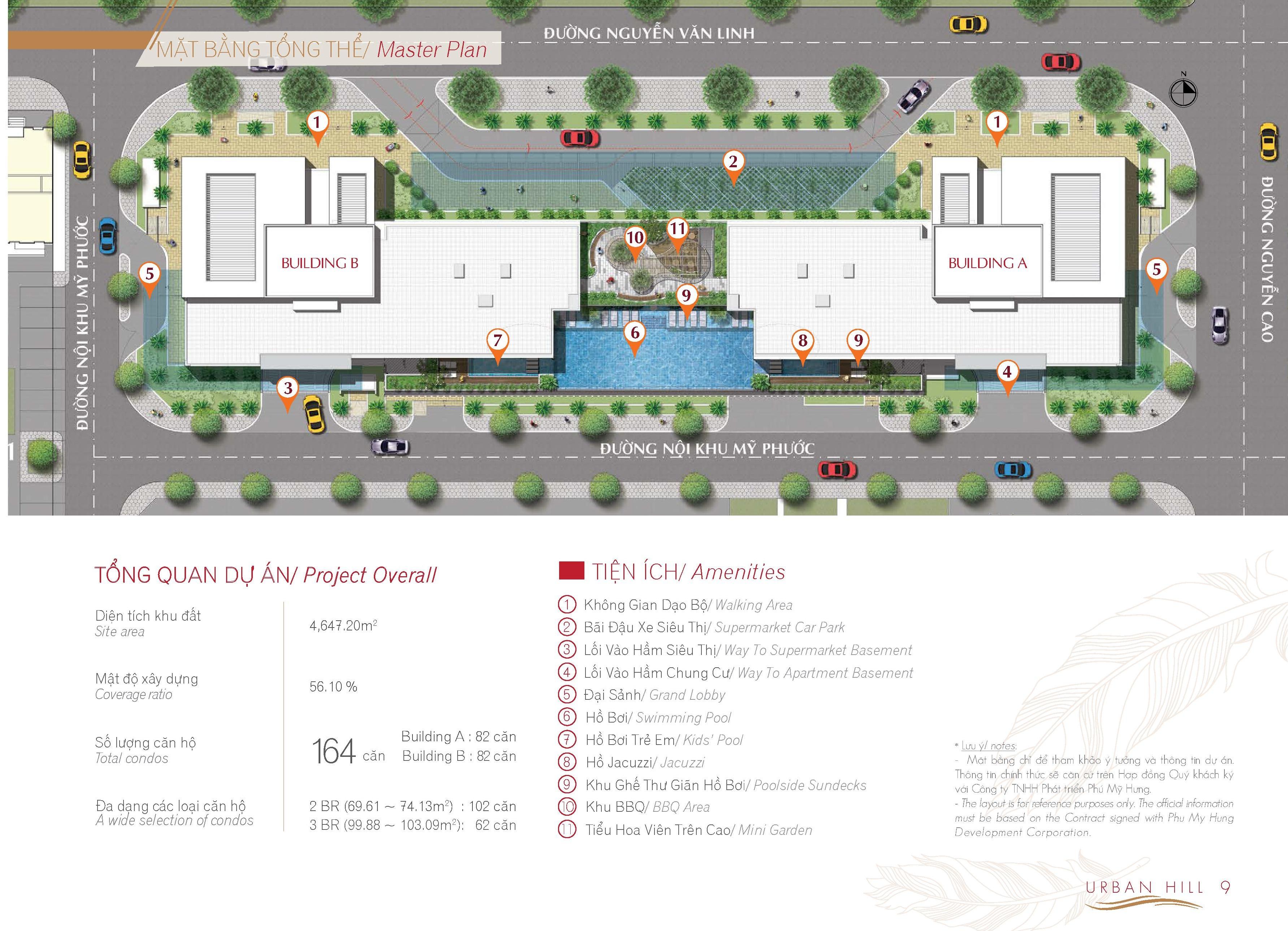 Urban Hill quận 7 - Căn hộ triển vọng nhất khu Cảnh Đồi Phú Mỹ Hưng. 1