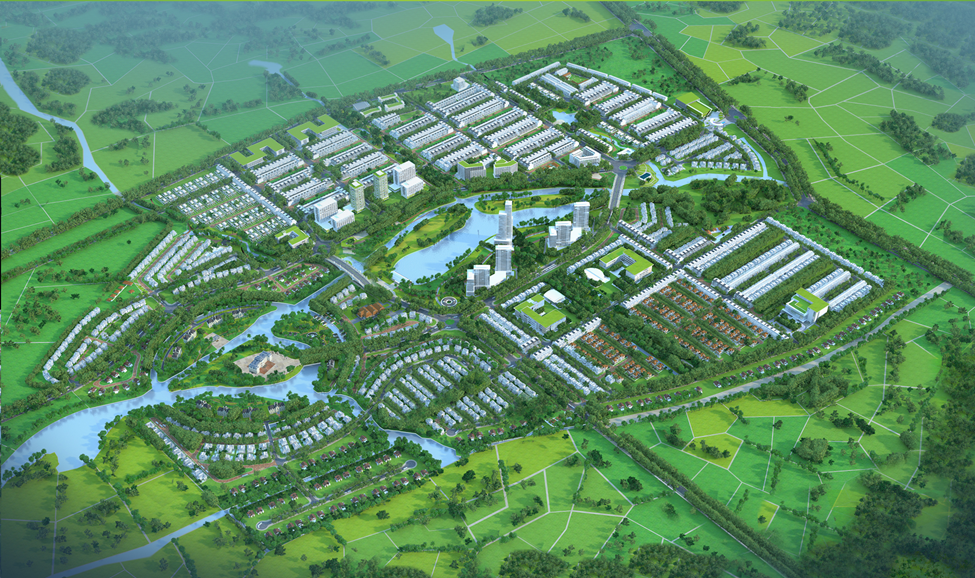 Đất nền dự án Five Star Eco City Long An