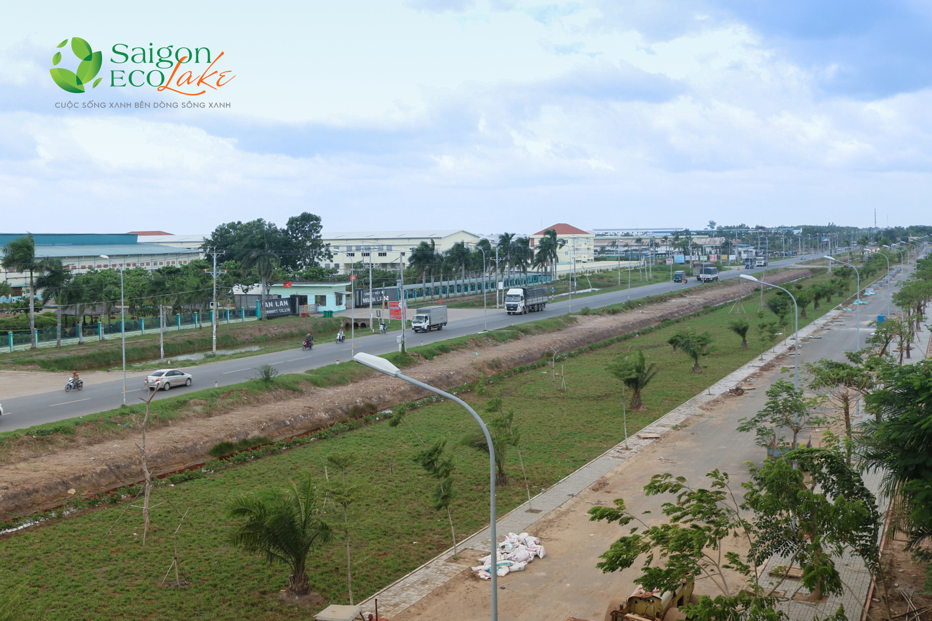 hình ảnh Saigon Eco Lake