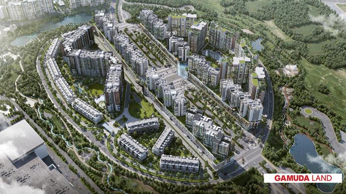 Quy mô dự án căn hộ Diamond Alnata Tân Phú